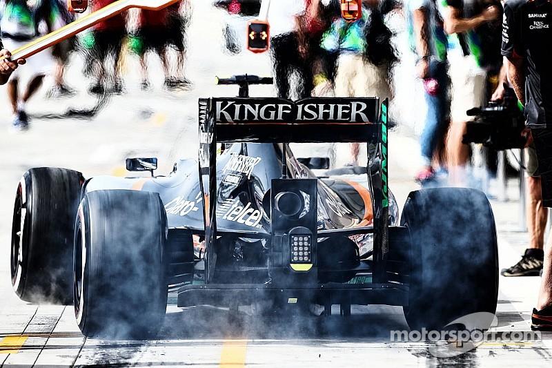 Force India может перенести дебют новой модификации шасси