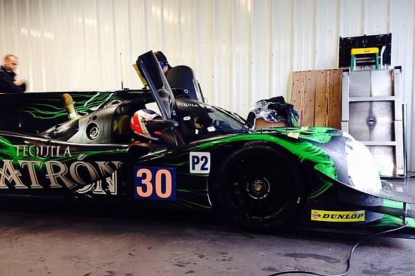 LMP2 - ESM a pris en main la Ligier JS P2 avant Spa
