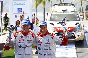 WRC Commentary Can Meeke revive British interest in rallying?