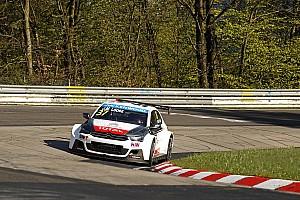 WTCC Testing report Lopez dominates WTCC test at the Nordschleife