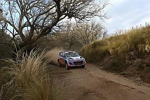 WRC Actualités Un acte manqué pour Hyundai en Argentine