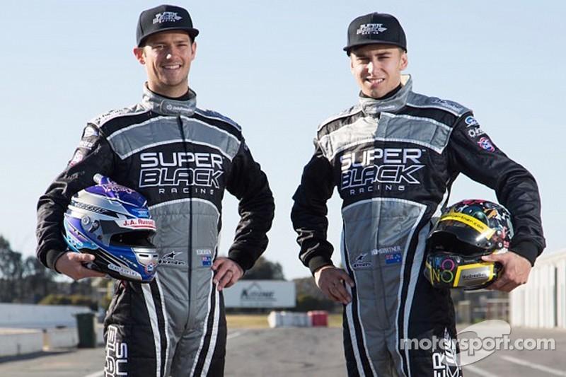 Pedersen joins Super Black for V8 enduros