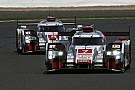 Audi irá a Spa con poca carga aerodinámica en dos autos