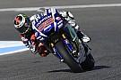 Lorenzo sorprende con récord en Jerez