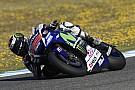 Lorenzo sigue dominante en Jerez