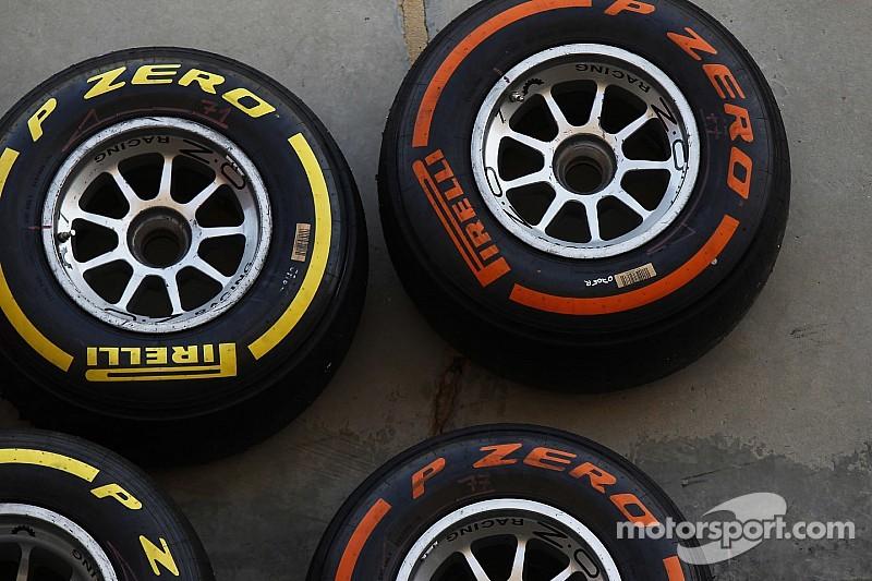 В Pirelli выбрали Hard и Soft для Барселоны