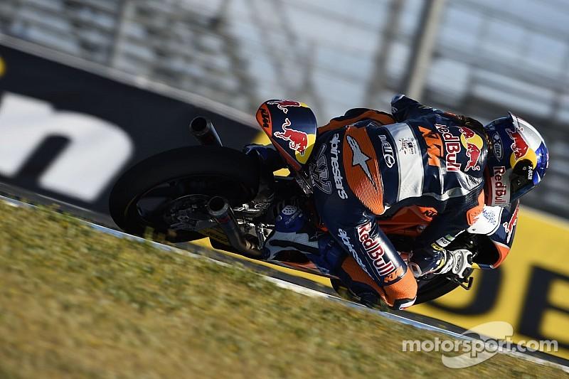 Tests Jerez - KTM cherche à retrouver de sa superbe