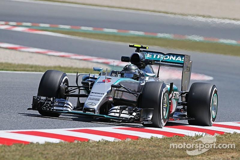 Spanish GP: Rosberg back on top in final practice