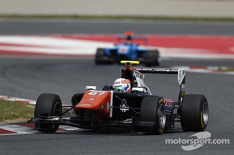 Ghiotto se queda con la pole en el inicio de la GP3