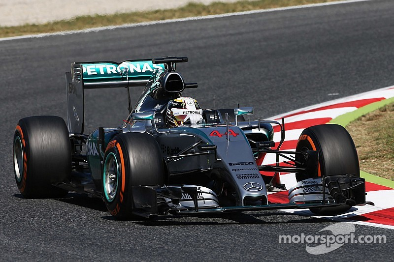 Q1 - Mercedes au top, Force India éliminé