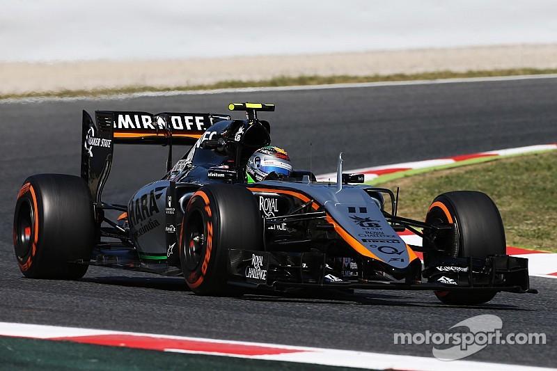 Пилоты Force India не прошли во второй сегмент
