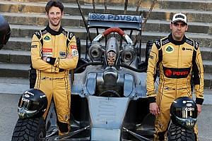 Fórmula 1 Crónica de Clasificación Grosjean vence a Maldonado por quinta vez en la temporada