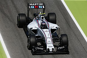 Formula 1 Qualifying report Bottas qualified fourth and Massa ninth for tomorrow's Spanish GP