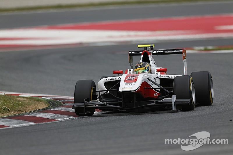 Marvin Kirchhöfer sans rival dans la course 2 à Barcelone
