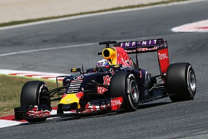 Formula 1 Race report Ricciardo extract everything he could out of the car to finish seventh on the Spanish GP
