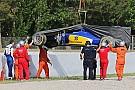 Marciello crashe la Sauber à Barcelone