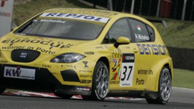 WTCC: anche Michelisz avrà una Seat Leon TDI