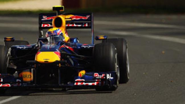 F1: Melbourne, Prove Libere 3: Webber profeta in patria