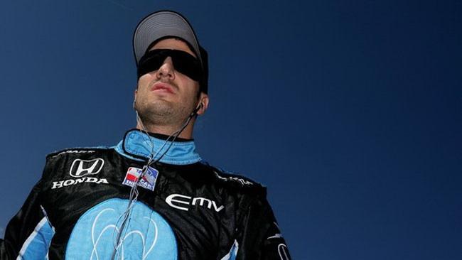 Thomas Scheckter torna alla Indy 500