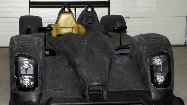 Ecco la prima foto della Norma Judd LMP2