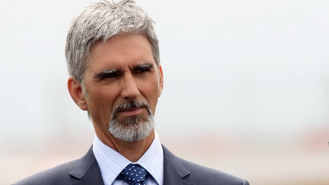 Damon Hill commissario al Gp di Monaco