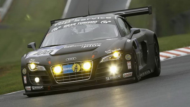 24 Ore del Ring: dominio Audi nelle qualifiche