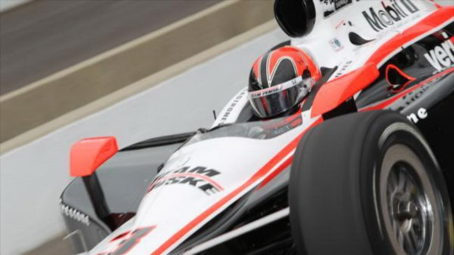 Indy 500: Castroneves porta a casa il Fast Friday