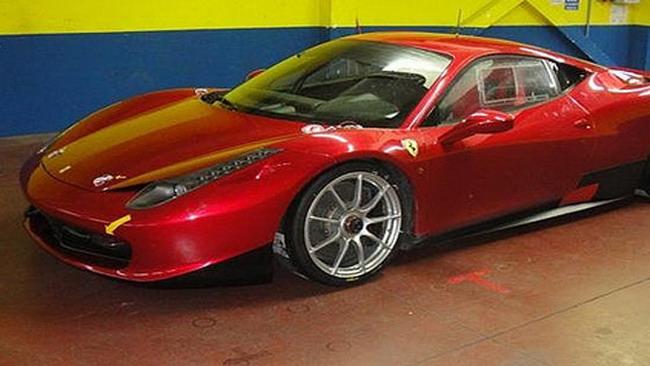 Ecco la Ferrari 458 laboratorio per il Challenge