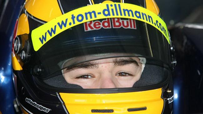 Dillmann svetta nei test di Imola
