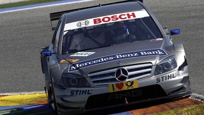 Nella tripletta Mercedes emerge Spengler