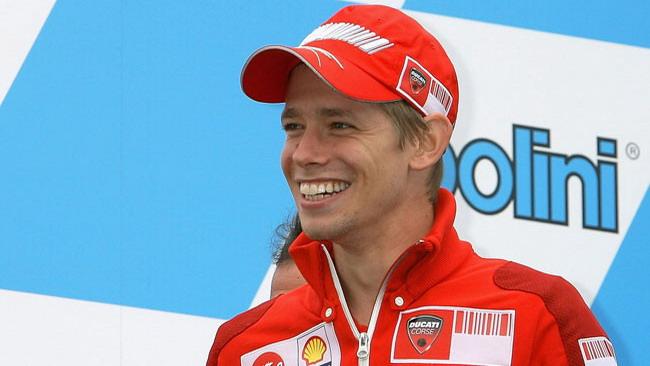 E' ufficiale: Stoner passa alla Honda nel 2011