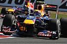 Silverstone, libere 2: ancora Red Bull con Webber
