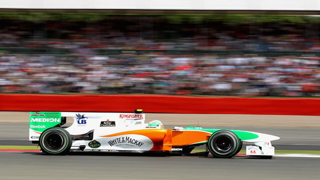 Problemi all'F-Duct sulla Force India