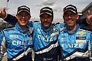 Muller guida la tripletta della Chevrolet