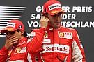 Ferrari multata dalla Fia per il sorpasso di Alonso