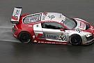 24 Ore di Spa: Audi e pioggia protagoniste nelle libere