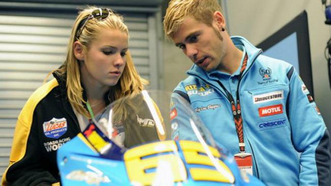 Elena Myers proverà la Suzuki nei test di fine anno?