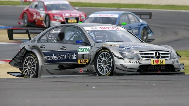 Spengler beffa le Audi nelle prime libere