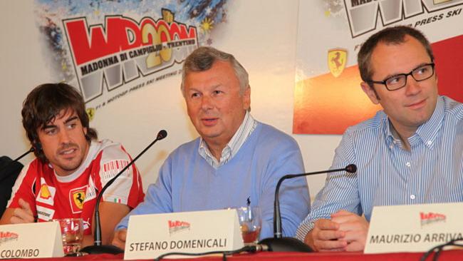 Il Reparco Corse Ferrari da oggi è chiuso per ferie