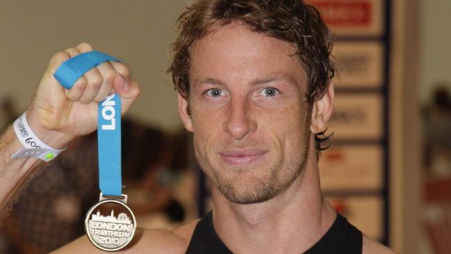 Button terzo di classe nel Triathlon di Londra