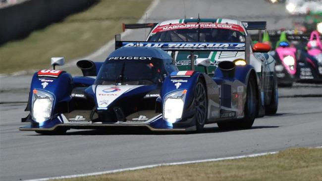 Doppietta Peugeot alla Petit Le Mans