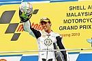 Elias è il primo campione della storia della Moto2!