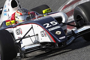 Formula V8 3.5 Ultime notizie Guerrieri è l'ultimo poleman stagionale
