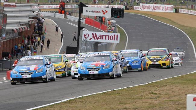 Nel 2011 Donington può subentrare a  Brands Hatch