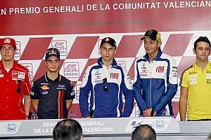 MotoGP Ultime notizie Lorenzo sogna la sua prima vittoria a Valencia