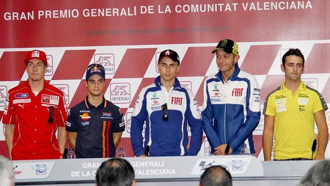 Lorenzo sogna la sua prima vittoria a Valencia