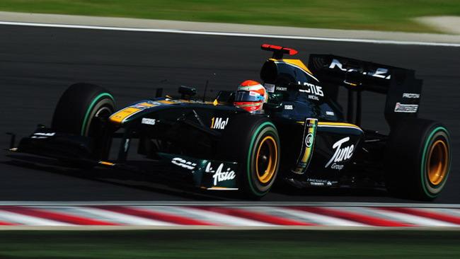 Niente KERS per la Lotus nelle prime gare del 2011