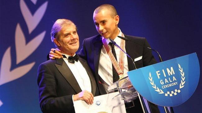 Premiati tutti i campioni del mondo ad Estoril