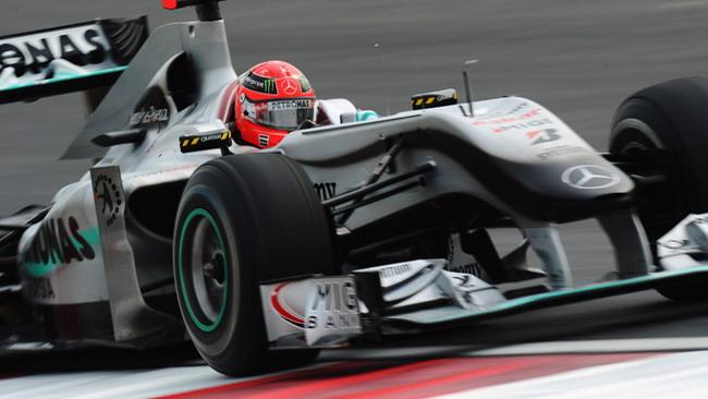 Mansell punta su Schumi e la Mercedes per il 2011