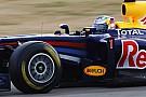 Valencia, Day 1: Vettel comanda nel primo pomeriggio
